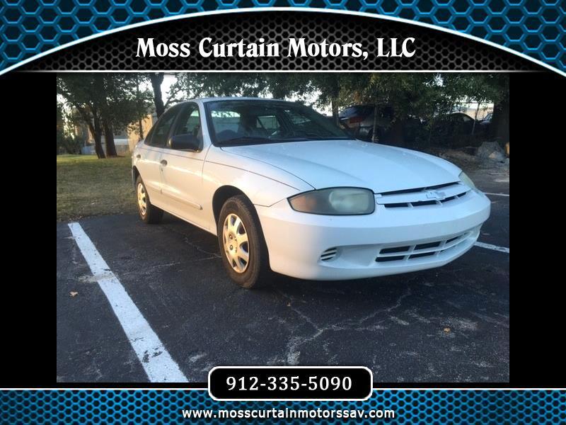 2003 Chevrolet Cavalier Sedan