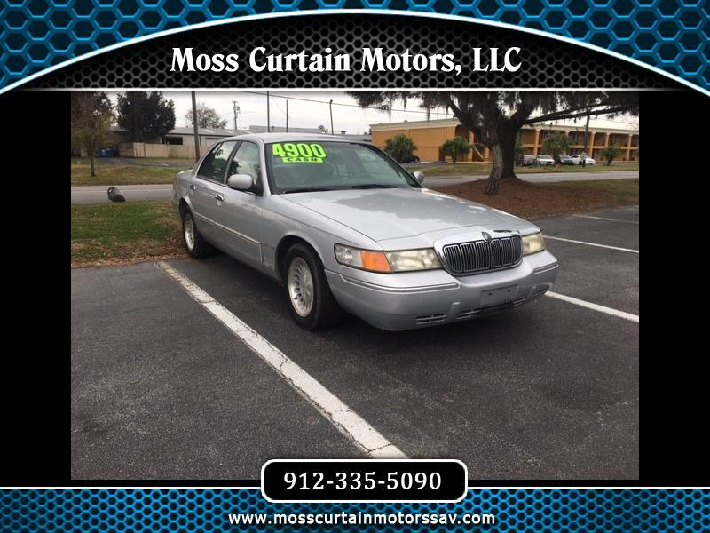 Mercury Grand Marquis LSE 2002