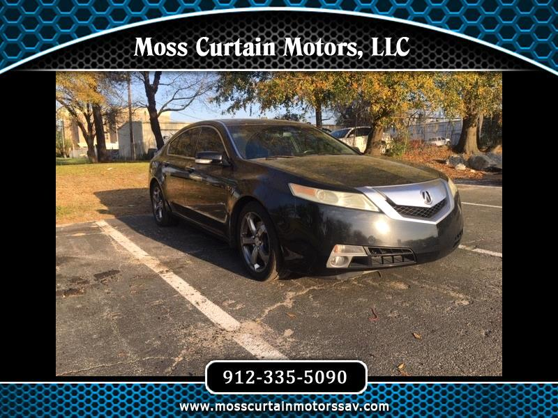 Acura TL 5-Speed AT SH-AWD with Tech Package 2010