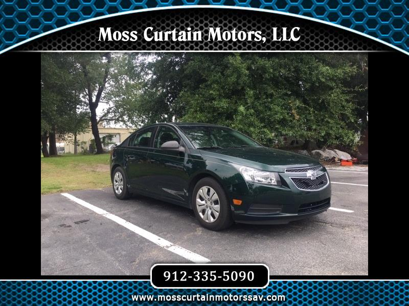 Chevrolet Cruze LS Manual 2014