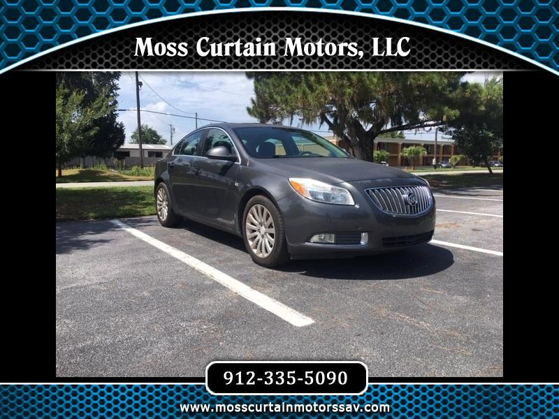 Buick Regal CXL - 6XL 2011