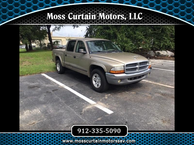 Dodge Dakota SLT Quad Cab 2WD 2004