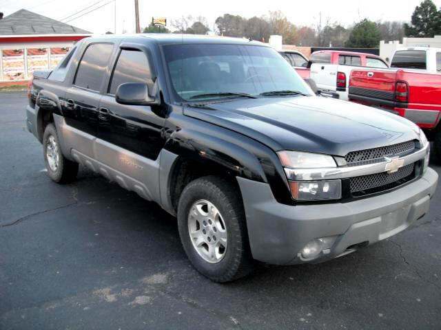 Chevrolet Avalanche LT 4WD 2002