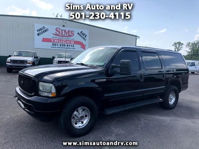 2003 Ford Excursion 6.8 Leather 4WD 4x4