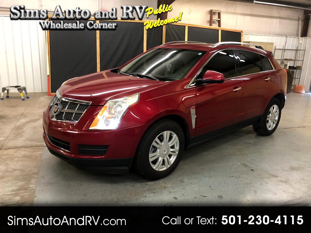 Cadillac SRX Luxury Collection FWD 2010
