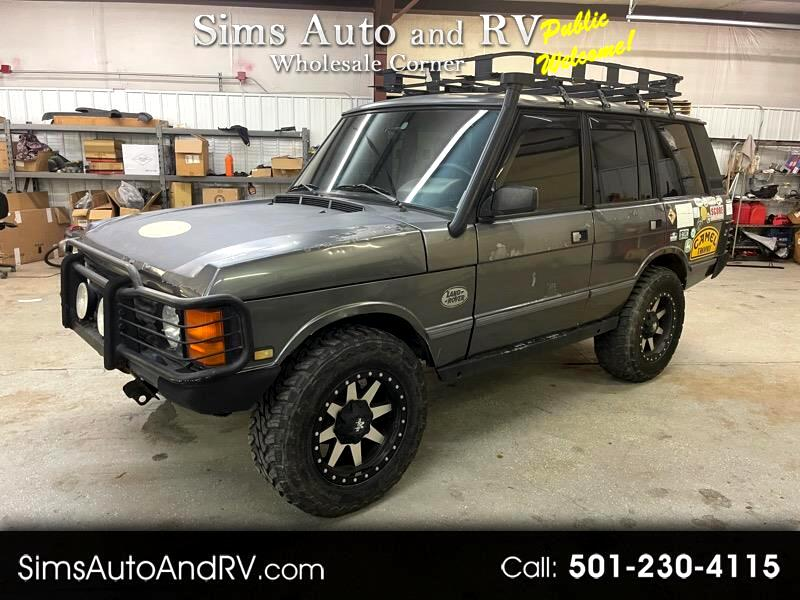 Land Rover Range Rover County LWB 1991