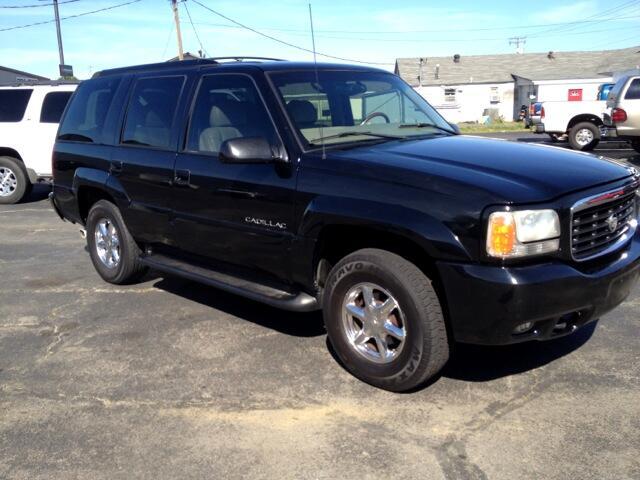 Cadillac Escalade 4WD 1999