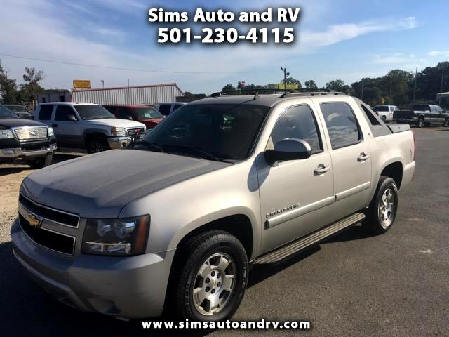 2007 Chevrolet Avalanche LT 4wd Leather 4x4