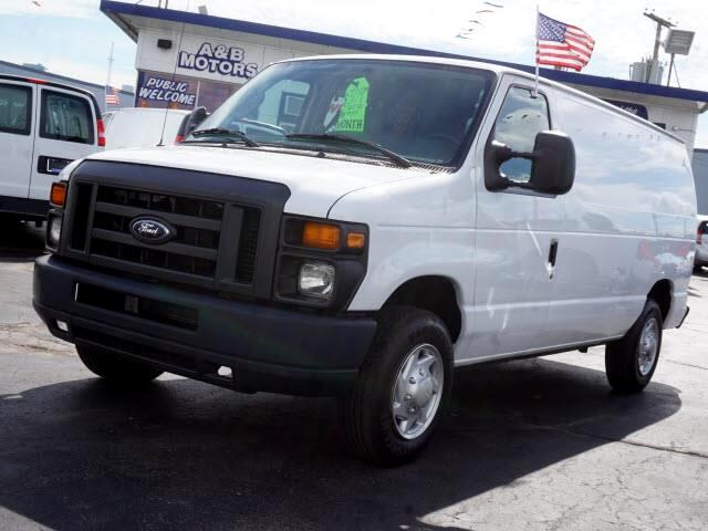 Used 2012 Ford Econoline for Sale in Roseville, MI 48066 A & B Motors Groesbeck