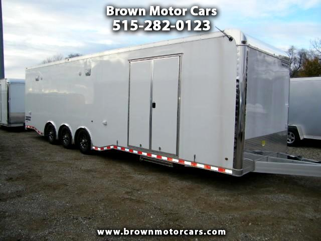 2018 Haulmark Enclosed Trailer HAR 8.5x32 Aluminum Enclosed Car Hauler