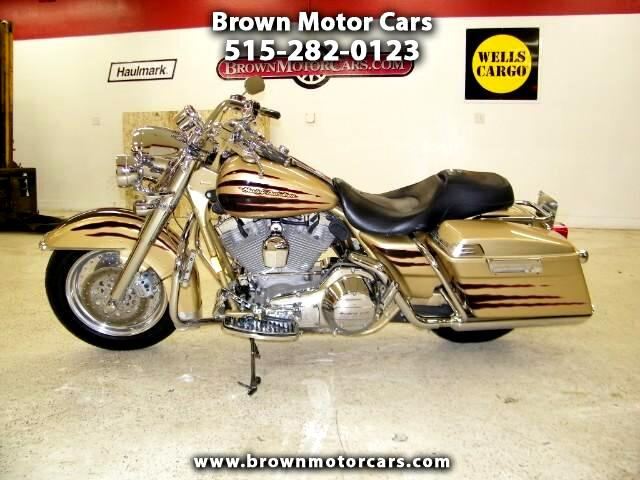 2003 Harley-Davidson Road King CVO Screaming Eagle Anniversary Edition