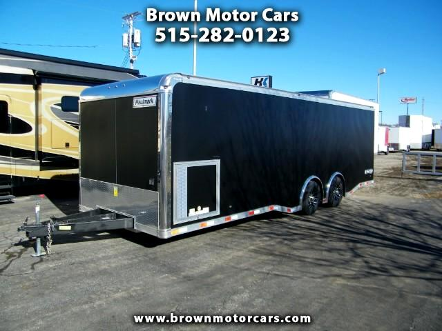 2018 Haulmark Edge Pro 8.5x26 Enclosed Car Trailer