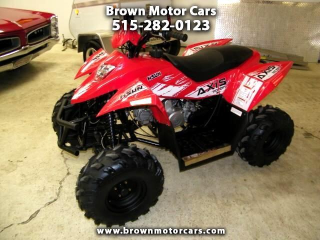2018 HiSun Axis 110 Sport ATV