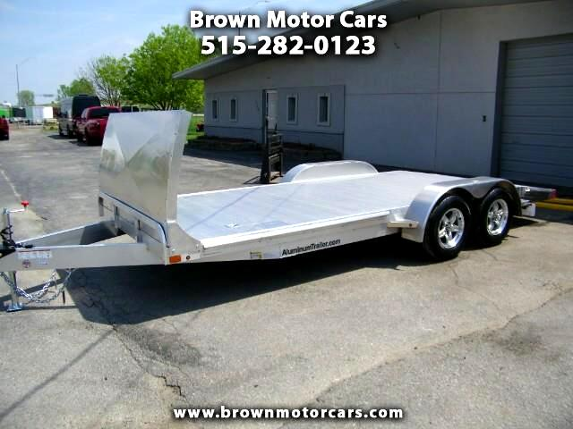 2019 ATC Car 18FT ALUMINUM CAR HAULER