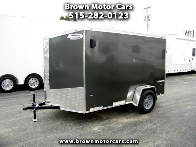 2019 Formula 31 PC Triumph 6x10 Enclosed Cargo Trailer