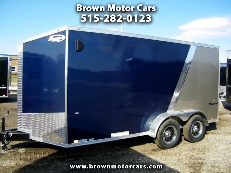 2019 Formula 31 PC Triumph 7x14 V-Nose Enclosed Trailer