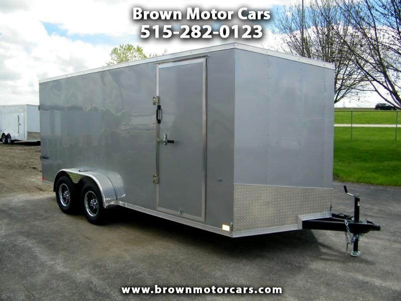 2020 Formula 31 PC Conquest 7x16 Enclosed Trailer Extra Height