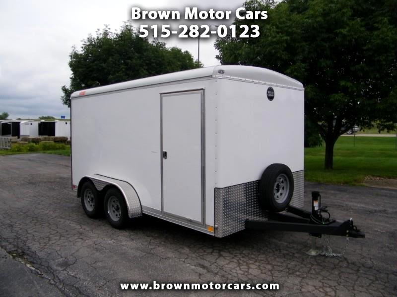 2020 Wells Cargo Trailer Wagon HD 7x14 Enclosed Cargo Trailer