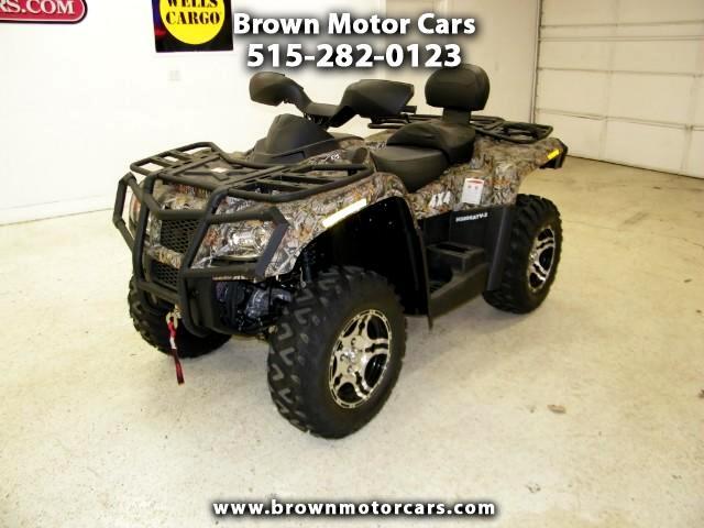 2014 HiSun Tactic 800 4x4 ATV