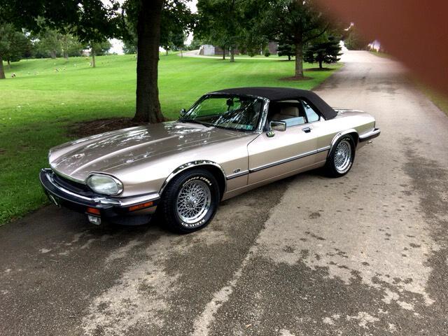 1992 Jaguar XJS Convertible