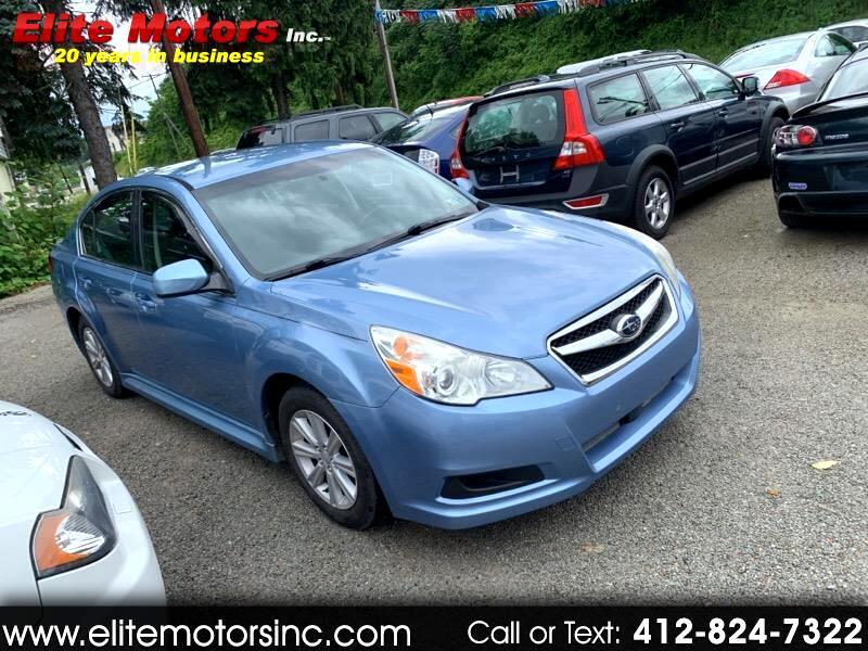 2010 Subaru Legacy 2.5 i