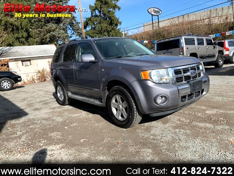 Ford Escape Hybrid FWD 2008