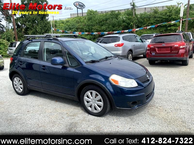 Suzuki SX4 Crossover Technology AWD 2010