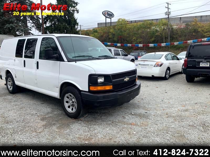 Chevrolet Express 1500 Cargo 2009