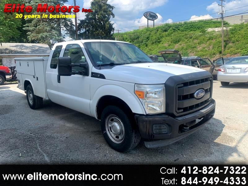 Ford F-250 SD Lariat SuperCab 2WD 2012
