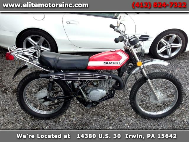 1972 Suzuki Unknown