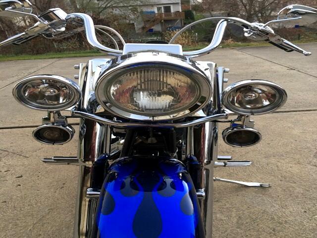 2004 Harley-Davidson FLSTFI