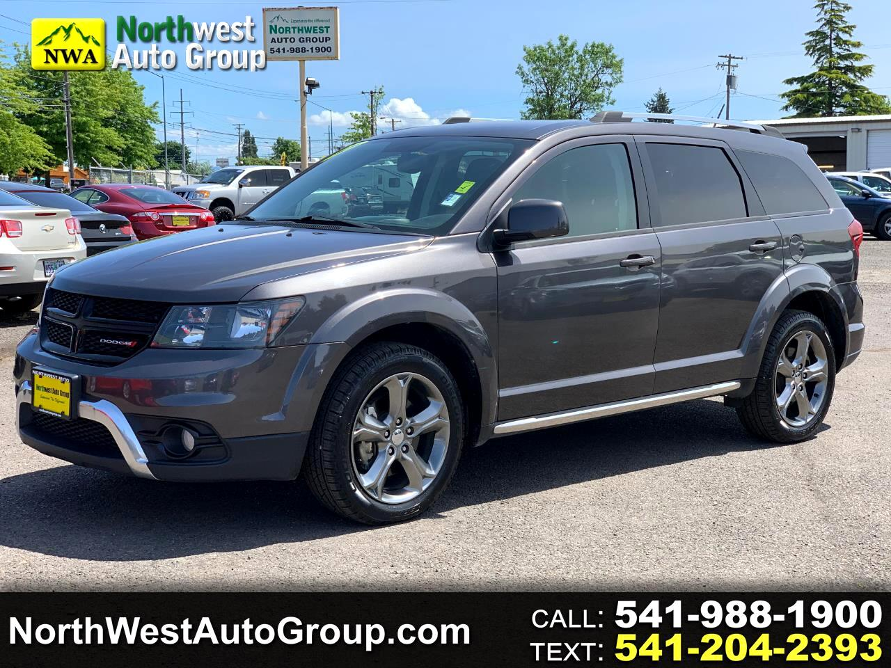 Dodge Journey AWD 4dr Crossroad 2016