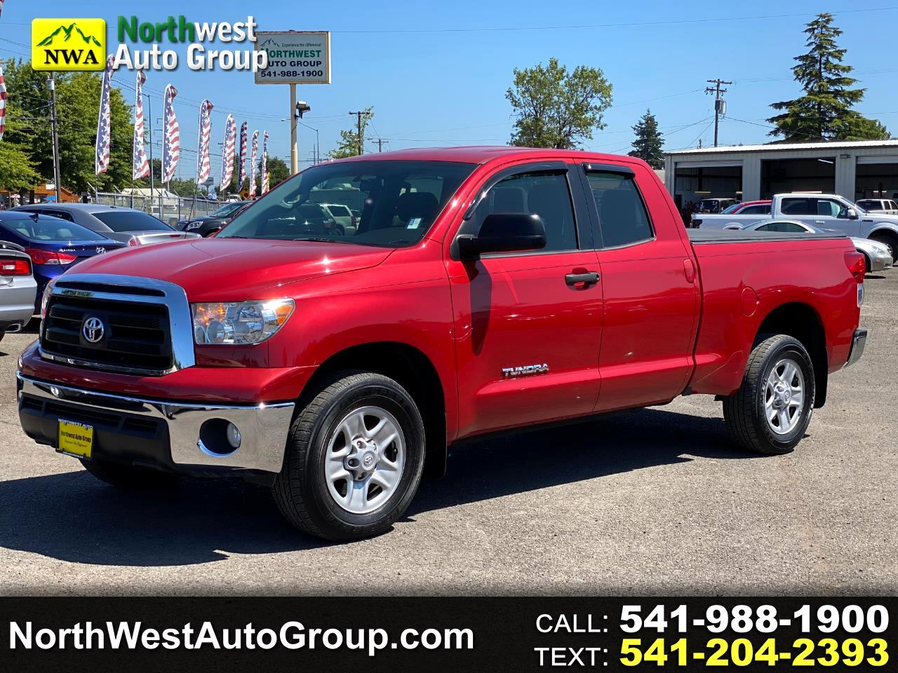 Toyota Tundra 2WD Truck Double Cab 4.0L V6 5-Spd AT (Natl) 2013