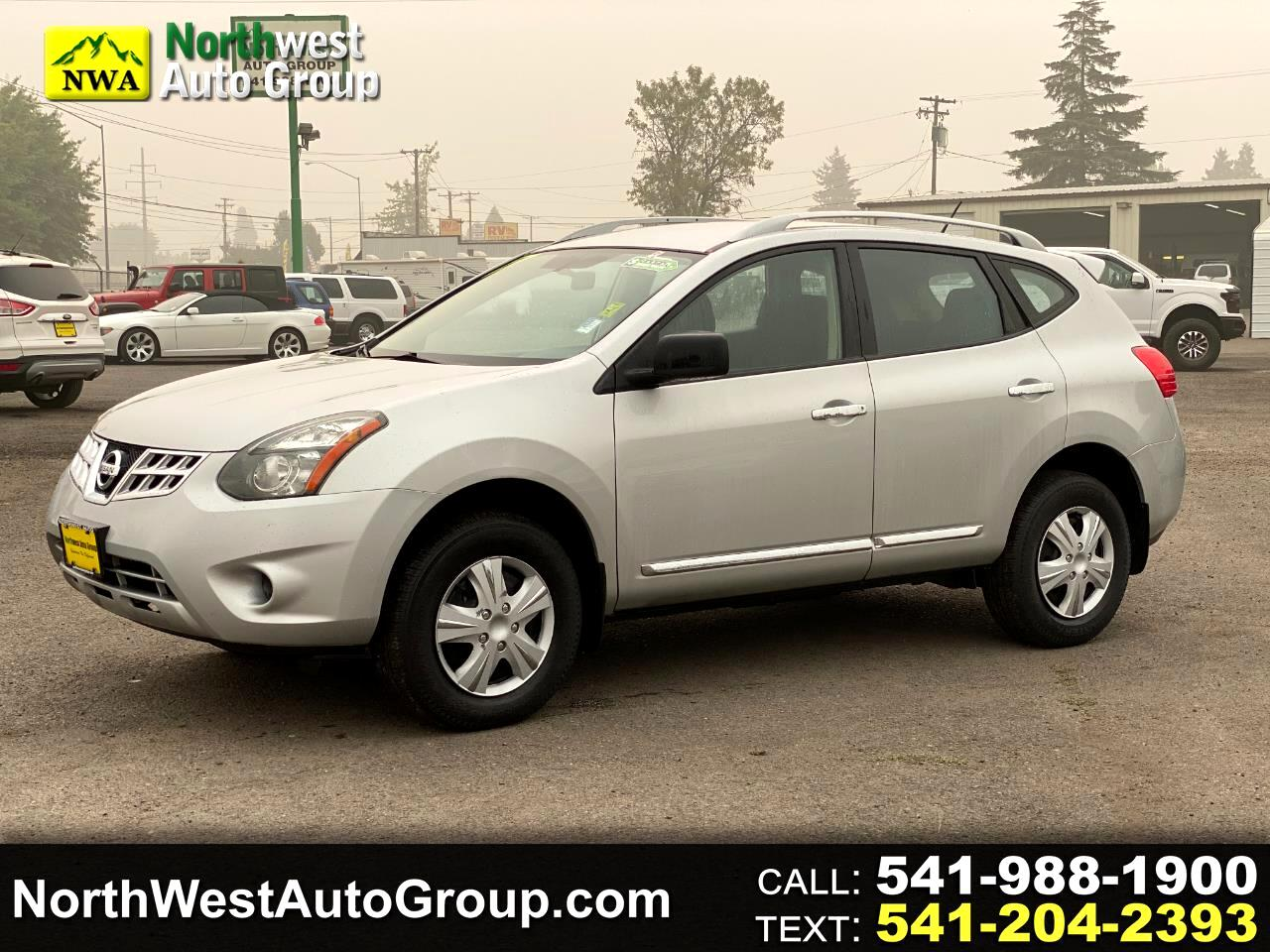 Nissan Rogue Select AWD 4dr S 2014
