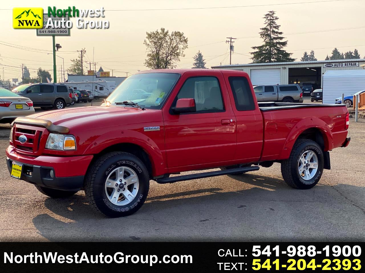 "Ford Ranger 4dr Supercab 126"" WB Sport 4WD 2006"