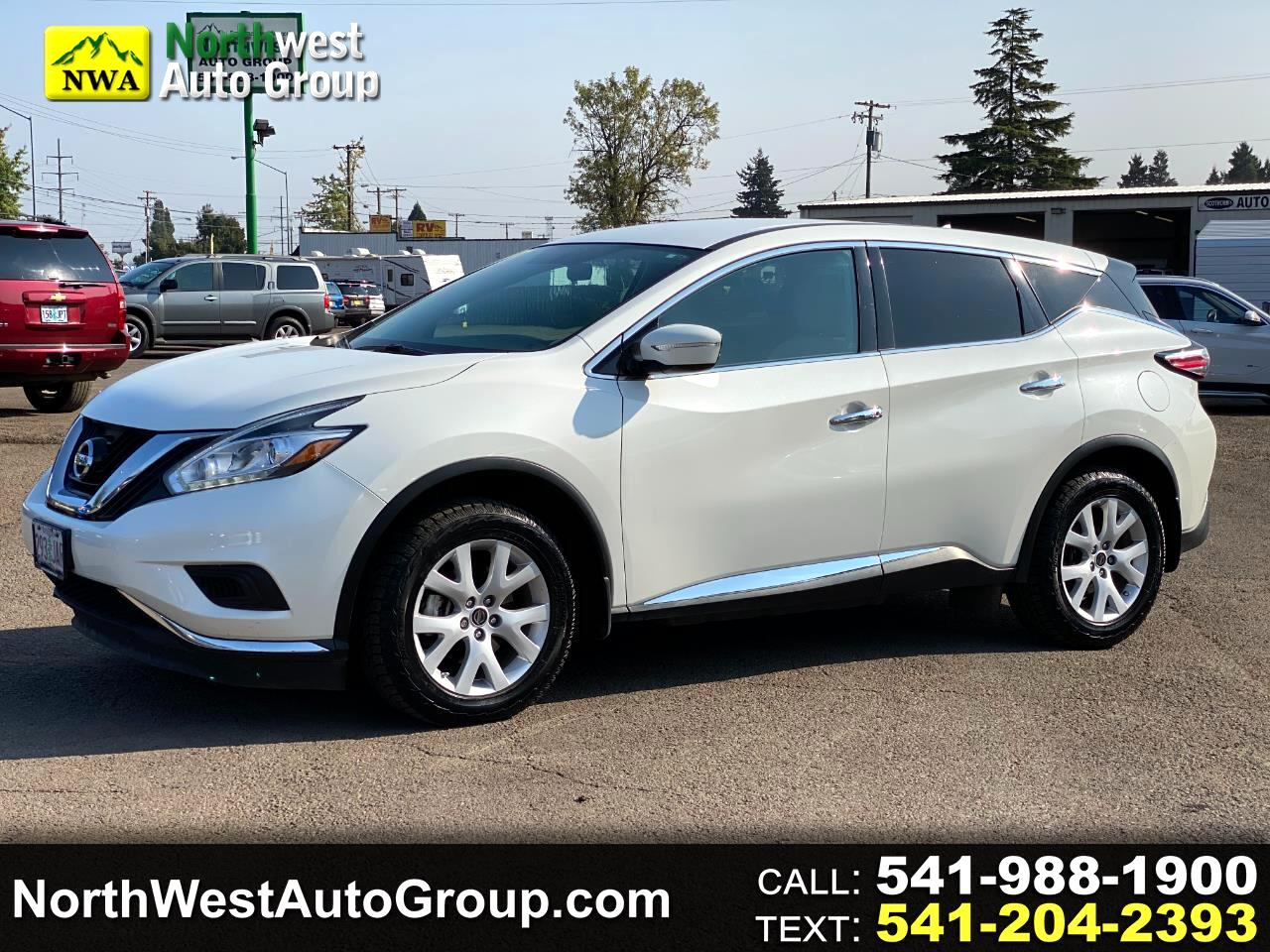 Nissan Murano AWD 4dr S 2015