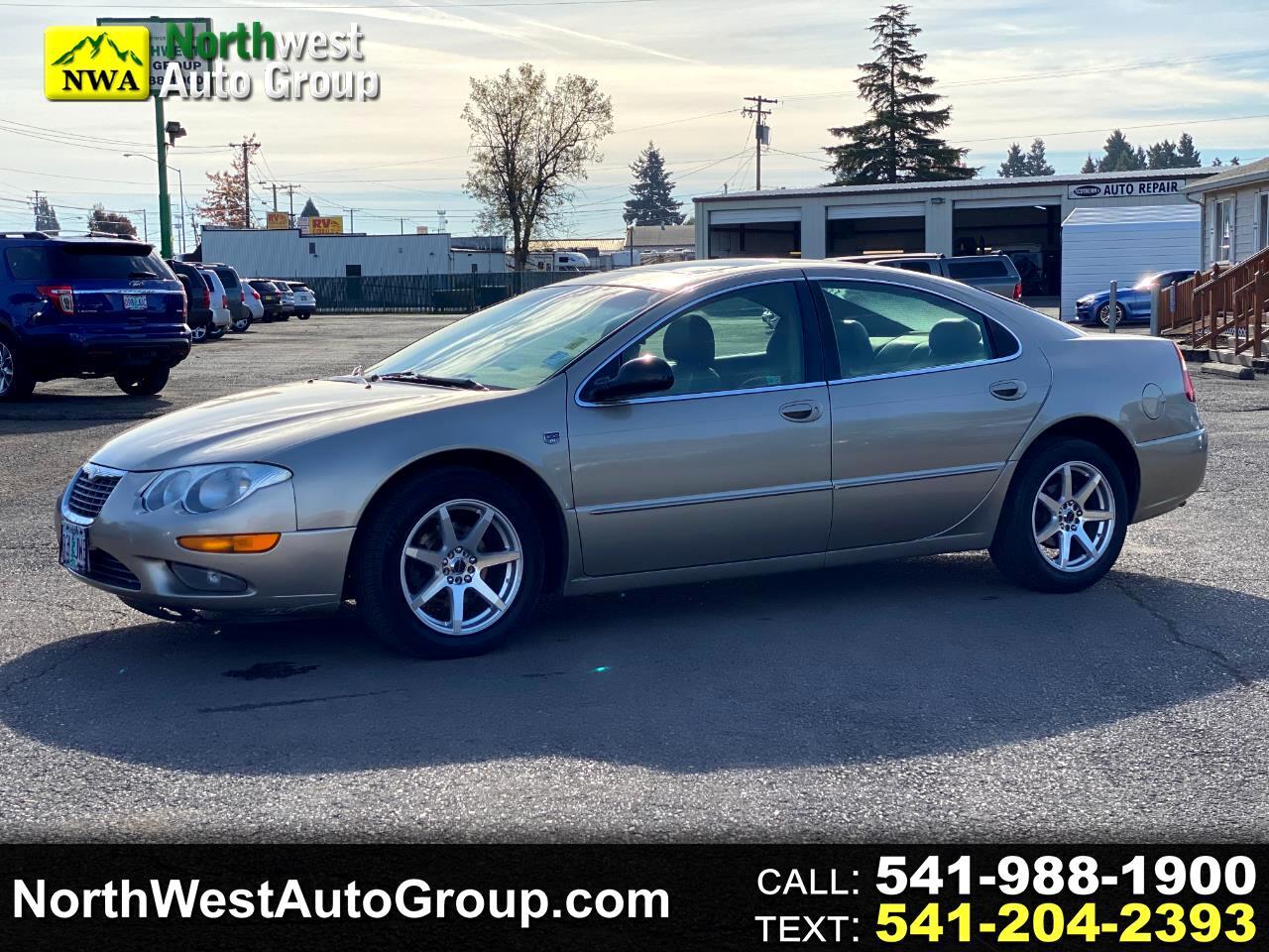 Chrysler 300M 4dr Sdn 2002