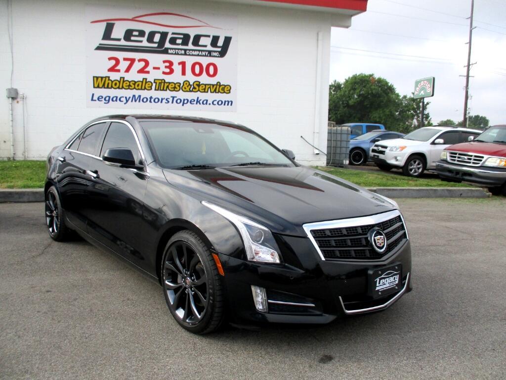 2013 Cadillac ATS 4dr Sdn 2.0L Premium RWD