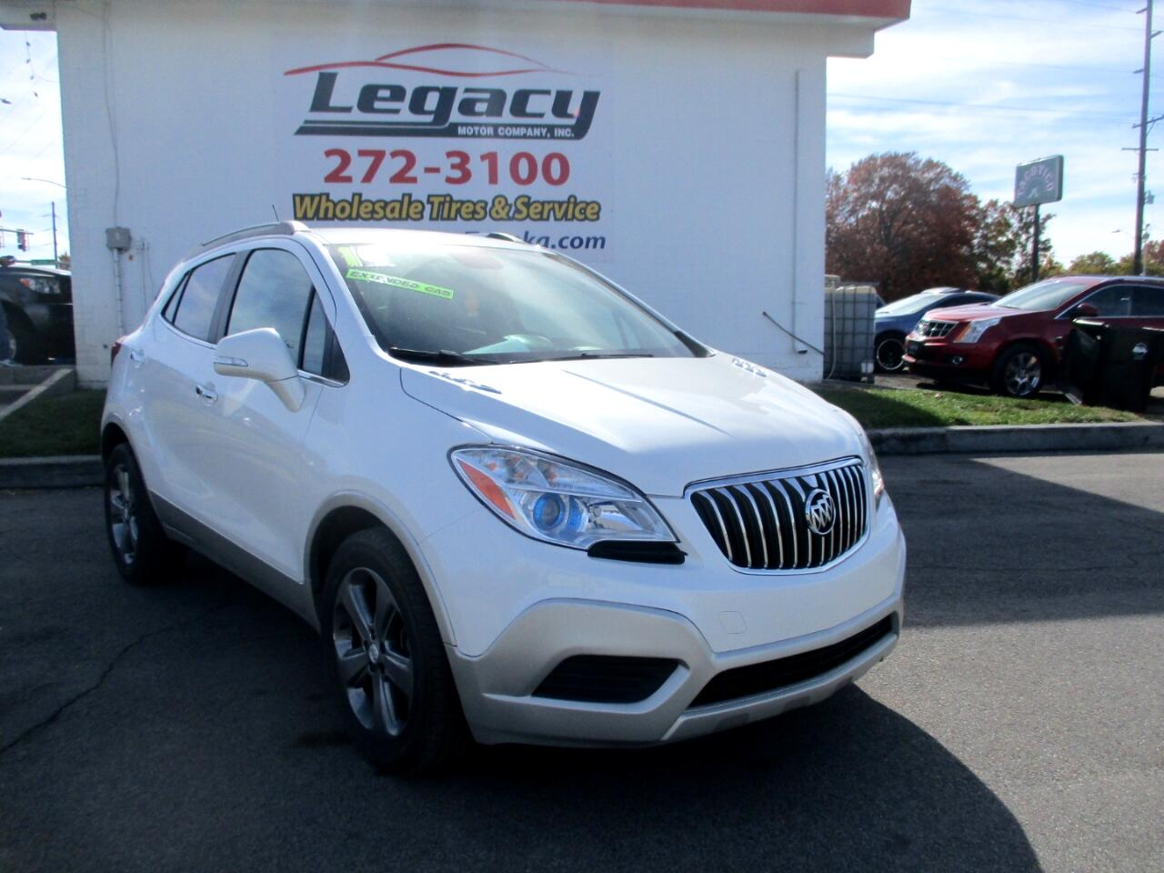 2014 Buick Encore FWD 4dr