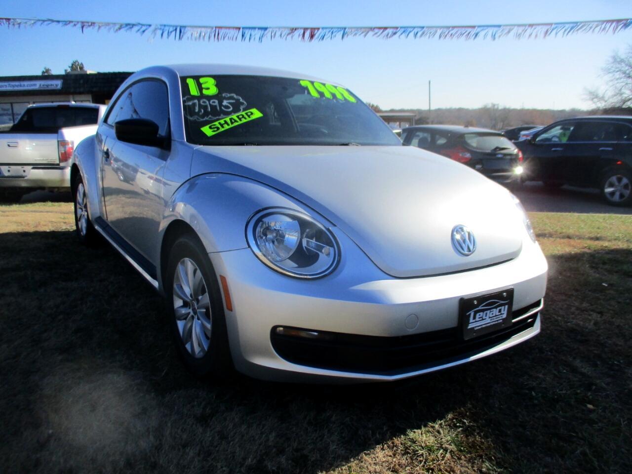 2013 Volkswagen Beetle Coupe 2dr Auto 2.5L Entry PZEV