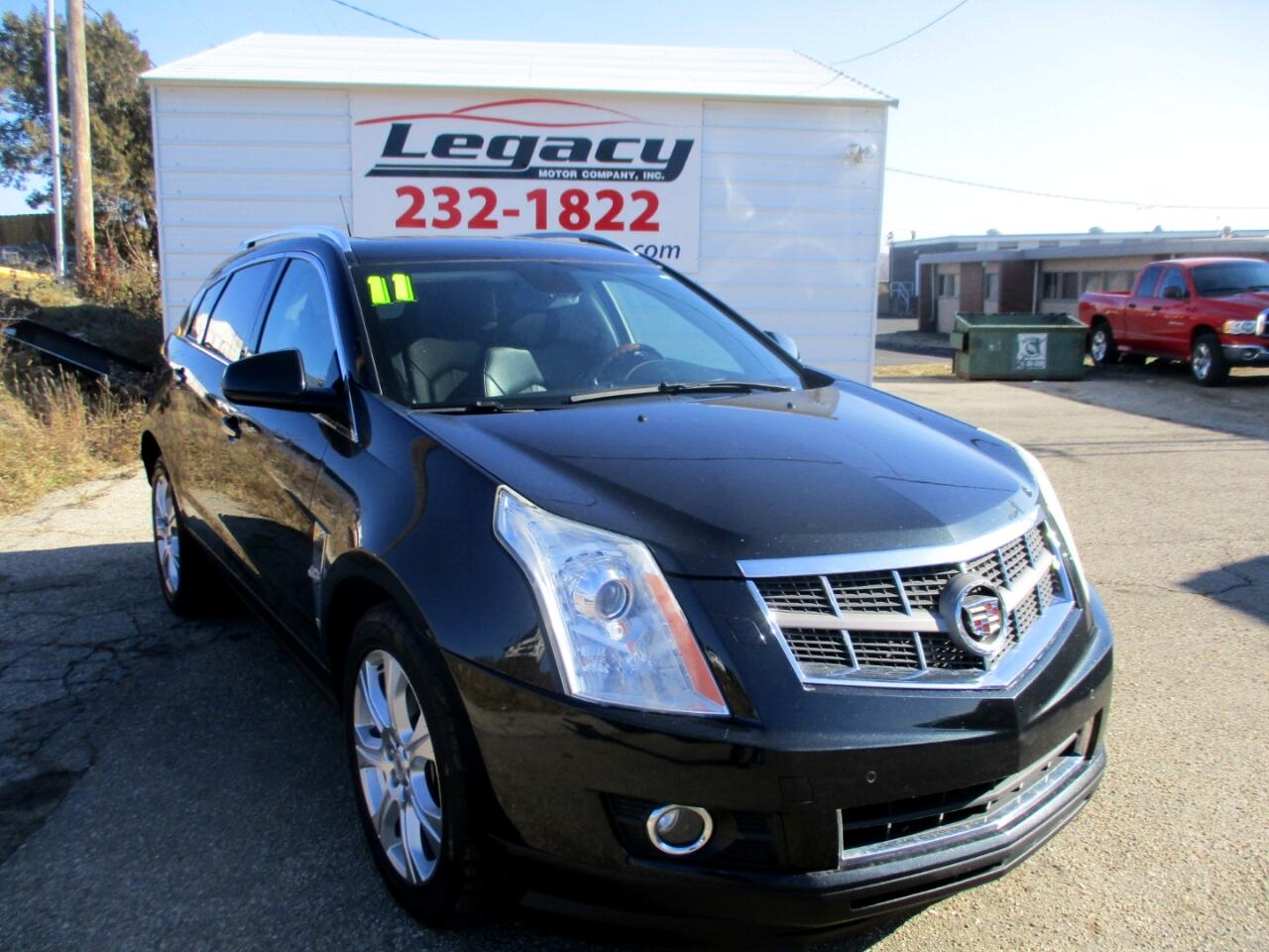 2011 Cadillac SRX AWD 4dr Premium Collection