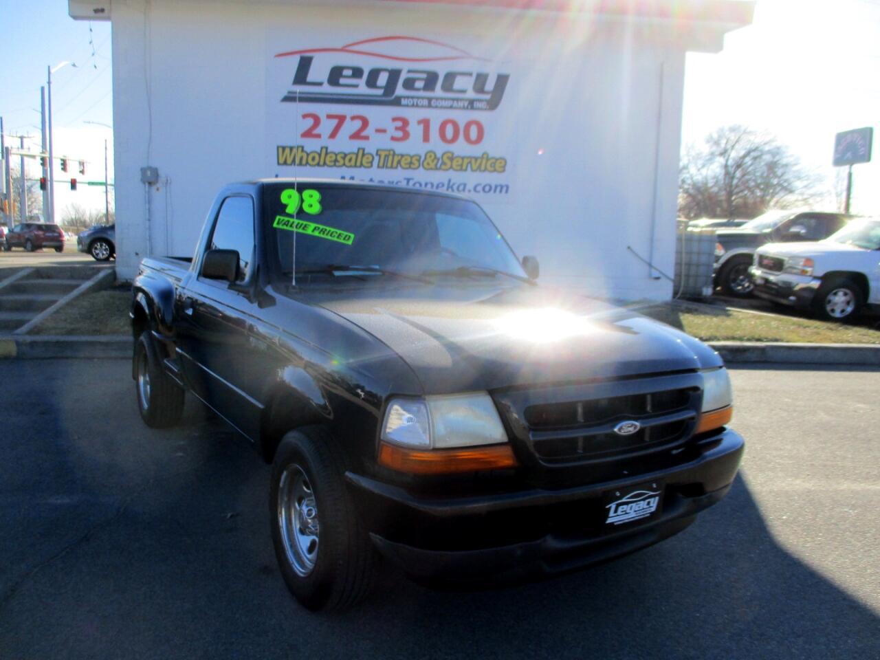 1998 Ford Ranger Reg Cab 112