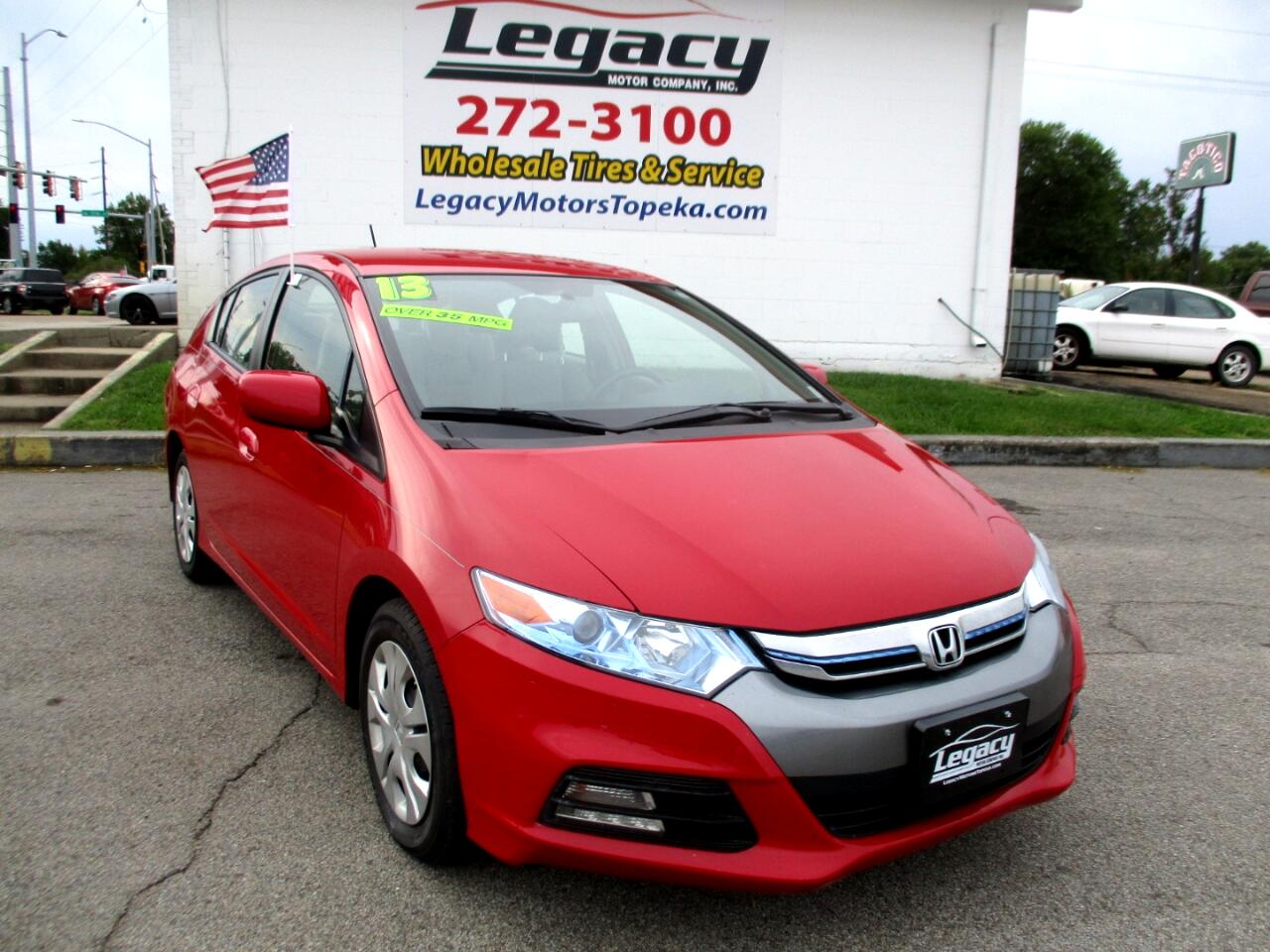 2013 Honda Insight 5dr CVT