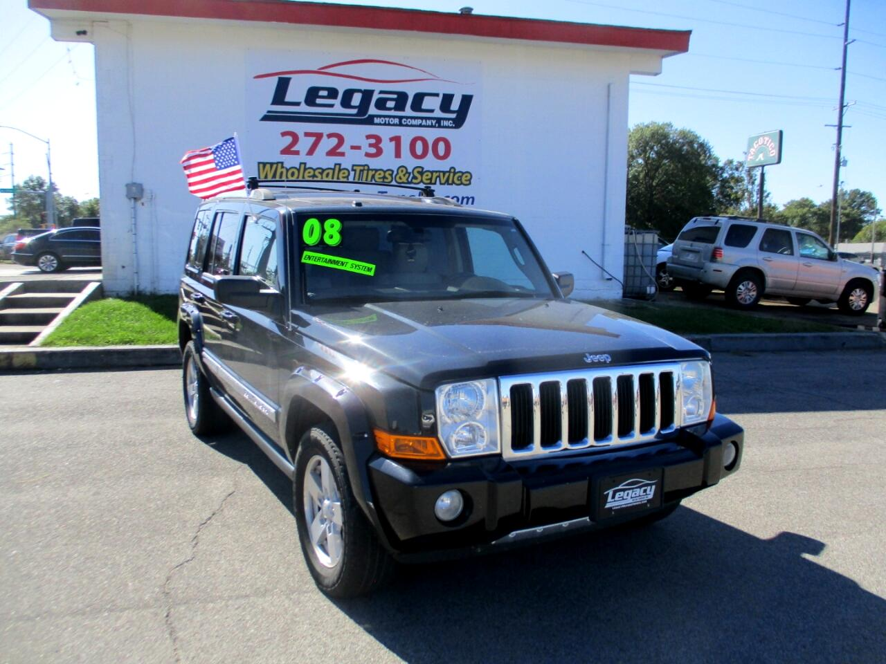 2008 Jeep Commander RWD 4dr Limited