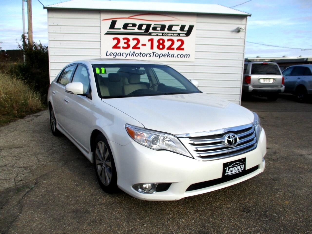 Toyota Avalon 4dr Sdn (Natl) 2011