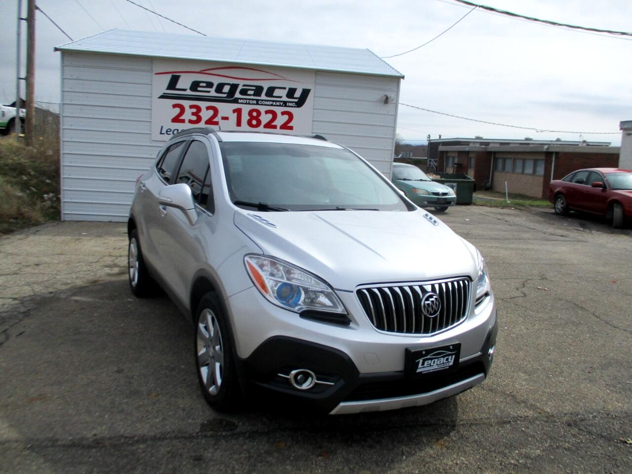 Buick Encore AWD 4dr Leather 2014