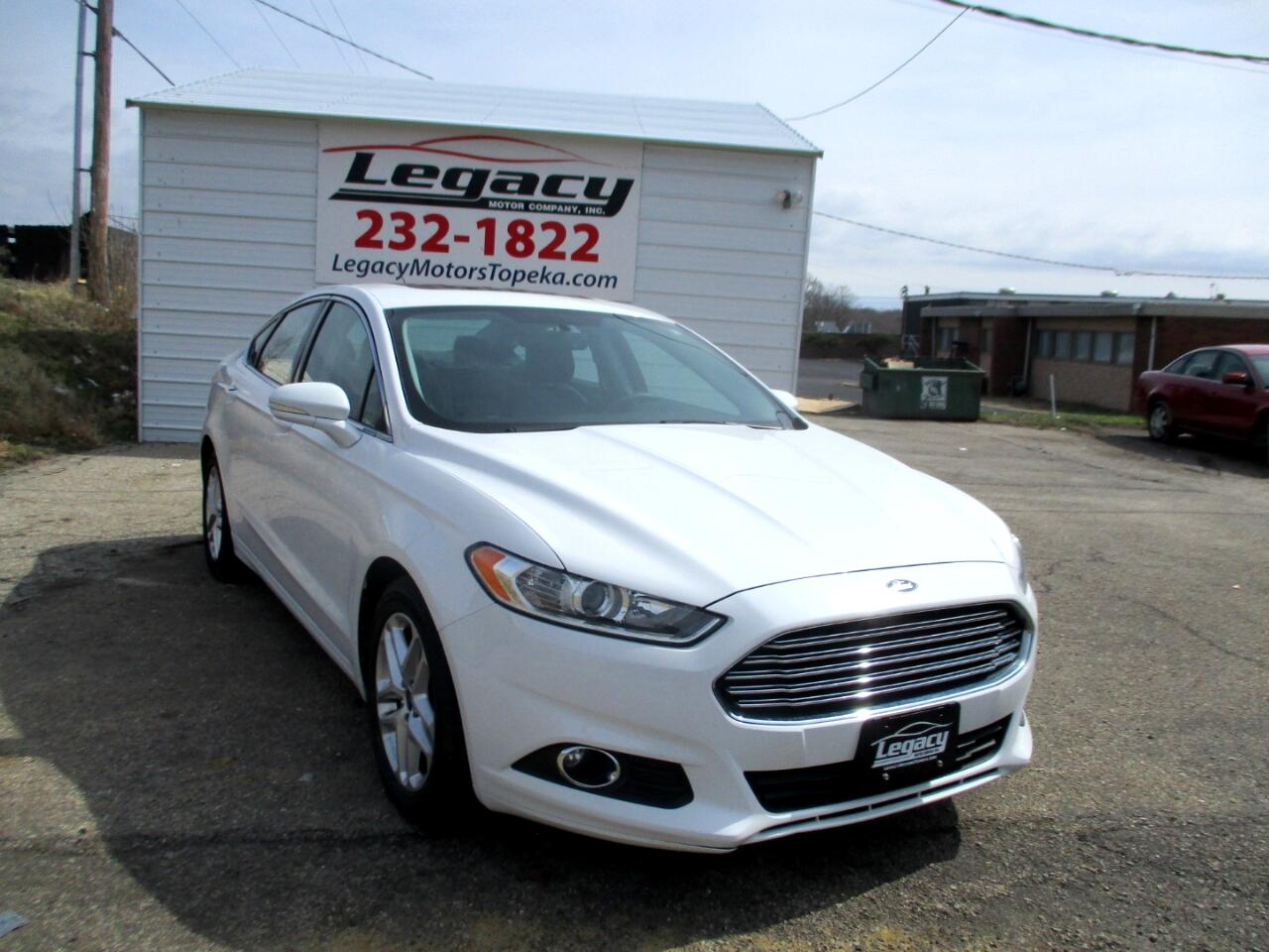 Ford Fusion 4dr Sdn SE FWD 2013