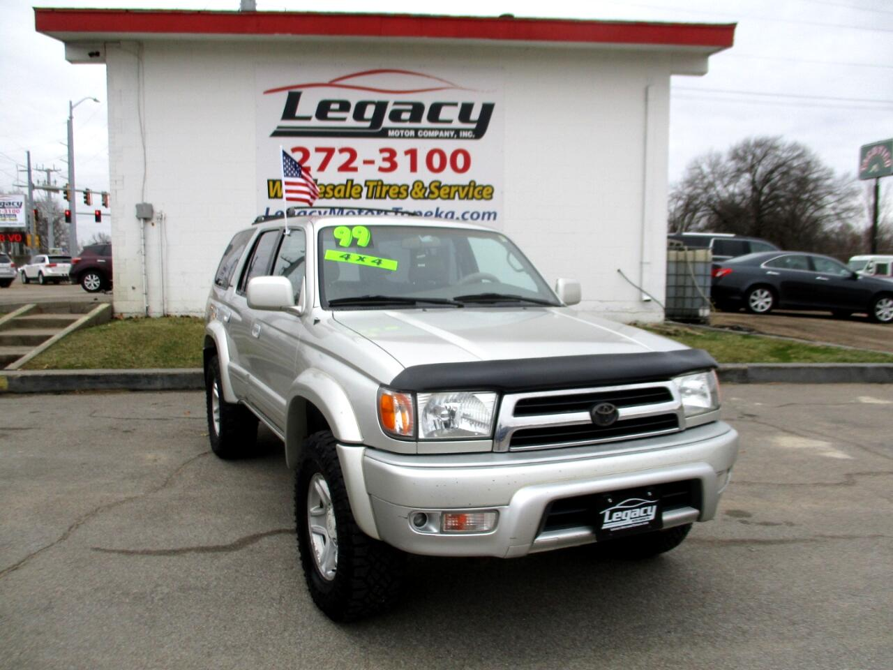 Toyota 4Runner 4dr Limited 3.4L Auto 4WD 1999