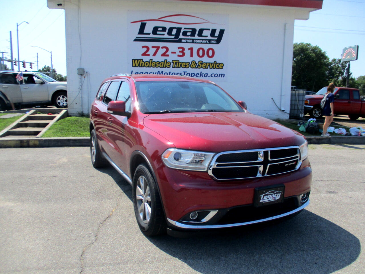 Dodge Durango AWD 4dr Limited 2014