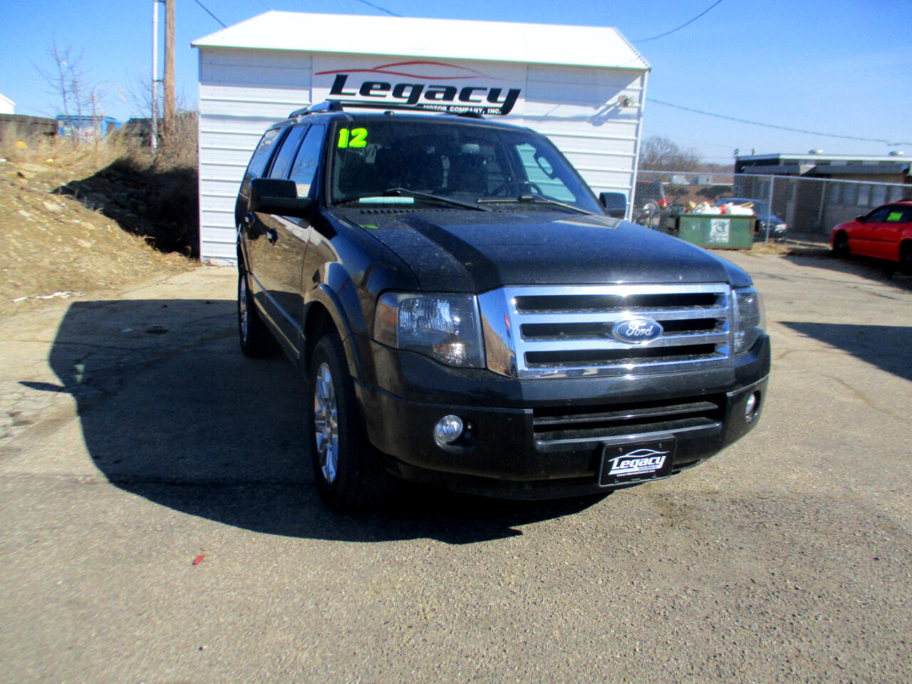 Ford Expedition 2WD 4dr Limited 2012